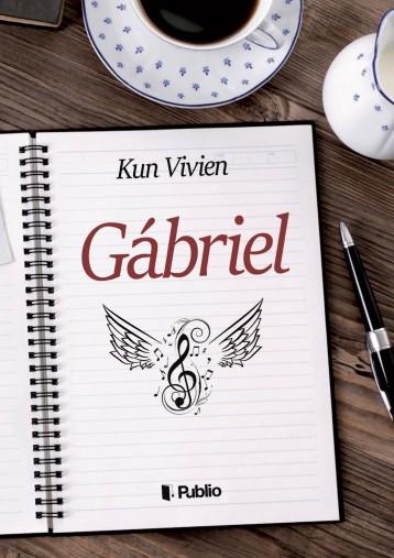Gábriel - Ekönyv - Kun Vivien