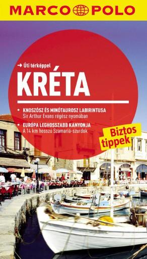 KRÉTA - ÚJ MARCO POLO (2013, ÚJ BORÍTÓ) - Ekönyv - CORVINA KIADÓ