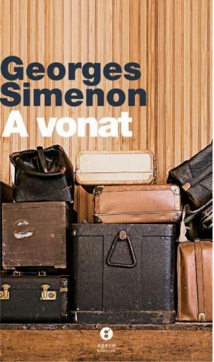 A VONAT - Ekönyv - SIMENON, GEORGES