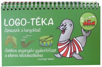 LOGO-TÉKA - JÁTSSZUNK A HANGOKKAL! (S) - Ekönyv - LOGOTÉKA BT.