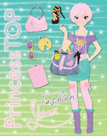 Princess TOP - Fashion year - Ekönyv - NAPRAFORGÓ KÖNYVKIADÓ