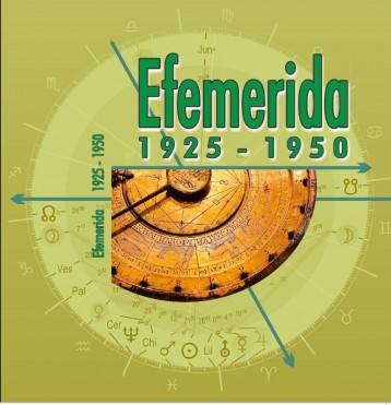 EFEMERIDA 1925-1950 - Ekönyv - HERMIT KÖNYVKIADÓ BT.