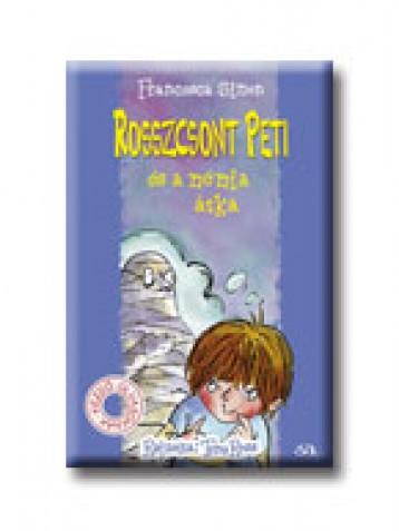 ROSSZCSONT PETI ÉS A MÚMIA ÁTKA - Ekönyv - SIMON, FRANCESCA