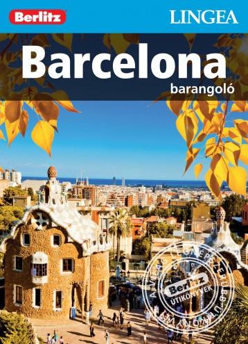 BARCELONA - BARANGOLÓ (BERLITZ) - Ekönyv - LINGEA KFT.