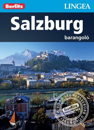 SALZBURG - BARANGOLÓ (BERLITZ) - Ekönyv - LINGEA KFT.