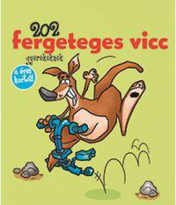 202 FERGETEGES VICC GYEREKEKNEK (ZÖLD) - Ekönyv - YOYO BOOKS