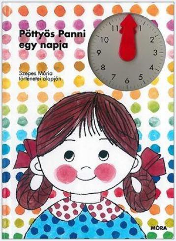 PÖTTYÖS PANNI EGY NAPJA - LAPOZÓ ÓRÁVAL - Ekönyv - MÓRA KÖNYVKIADÓ
