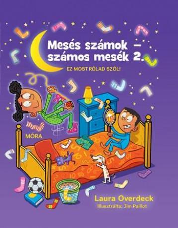 MESÉS SZÁMOK - SZÁMOS MESÉK 2. - Ekönyv - OVERDECK, LAURA
