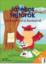 JÁTÉKOS FEJTÖRŐK SÁRKÁNYFIVAL ÉS BARÁTAIVAL - Ekönyv - BÍRÓ SZABOLCS-KORSÓS SZABINA