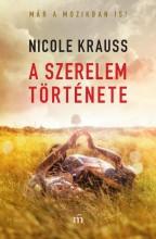 A SZERELEM TÖRTÉNETE - ÚJ, FILMES - Ekönyv - KRAUSS, NICOLE