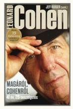 Leonard Cohen - Magáról, Cohenről - Ekönyv - Jeff Burger (szerk.)
