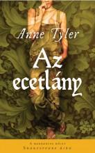 AZ ECETLÁNY - Ekönyv - TYLER, ANNE