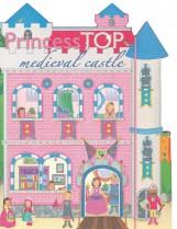 PRINCESS TOP - MEDIEVAL CASTLE (PINK) - Ekönyv - NAPRAFORGÓ KÖNYVKIADÓ