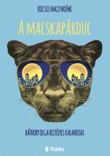 A macskapárduc - Ekönyv - Kocsis Nagy Noémi