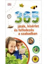 365 JÁTÉK, KÍSÉRLET ÉS FELFEDEZÉS A SZABADBAN - Ekönyv - HVG KÖNYVEK