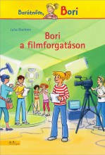BORI A FILMFORGATÁSON - BARÁTNŐM, BORI - Ekönyv - BOEHME, JULIA