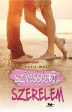 SZÍVESSÉGBŐL SZERELEM - Ekönyv - WEST, KASIE