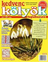 KEDVENC KÖLYÖK FOGLALKOZTATÓ 29. - Ekönyv - CSOSCH BT.