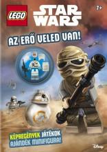 LEGO STAR WARS - AZ ERŐ VELED VAN! (AJÁNDÉK MINIFIGURÁVAL) - Ekönyv - LIBRI KÖNYVKIADÓ KFT