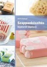 SZAPPANKÉSZÍTÉS LÉPÉSRŐL LÉPÉSRE - ÚJ BORÍTÓ (KÉK) - Ekönyv - SCHAAF, ANNE
