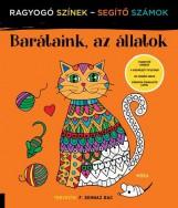 BARÁTAINK, AZ ÁLLATOK - RAGYOGÓ SZÍNEK-SEGÍTŐ SZÁMOK - Ekönyv - MÓRA KÖNYVKIADÓ