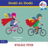 DODÓ ÉS DODÓ - A HŐS OLVASÓ SOROZAT - Ekönyv - NYULÁSZ PÉTER