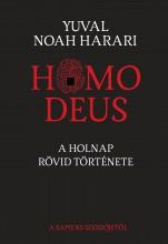 HOMO DEUS - Ekönyv - YUVAL NOAH HARARI