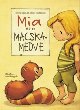 MIA ÉS A MACSKAMEDVE - Ekönyv - WEIGELT, UDO - TOURLONIAS, JOELLE