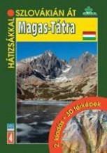 MAGAS-TÁTRA - HÁTIZSÁKKAL SZLOVÁKIÁN ÁT - Ekönyv - JÁN LACIKA
