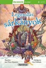 LEGENDÁS SÁRKÁNYOK - OLVASS VELÜNK! 2. SZINT - Ekönyv - NAPRAFORGÓ KÖNYVKIADÓ