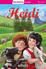 HEIDI - OLVASS VELÜNK! 3. SZINT - Ekönyv - SPYRI, JOHANNA