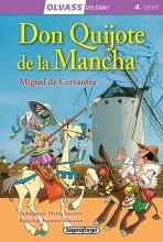 DON QUIJOTE DE LA MANCHA - OLVASS VELÜNK! 4. SZINT - Ekönyv - NAPRAFORGÓ KÖNYVKIADÓ
