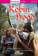 ROBIN HOOD - OLVASS VELÜNK! 3. SZINT - Ekönyv - NAPRAFORGÓ KÖNYVKIADÓ