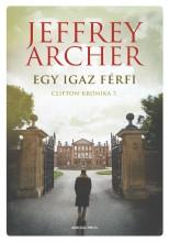 EGY IGAZ FÉRFI - CLIFTON-KRÓNIKA 7. - Ekönyv - ARCHER, JEFFREY