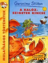 A KALÓZ-SZIGETEK KINCSE - Ekönyv - STILTON, GERONIMO