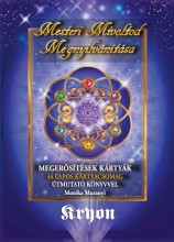 KRYON - MESTERI MIVOLTOD MEGNYILVÁNÍTÁSA (44 LAPOS KÁRTYA+KÖNYV) - Ekönyv - KRYON, MONICA MURANYI