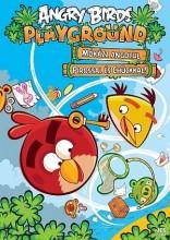 ANGRY BIRDS PLAYGROUND - MÓKÁZZ ANGOLUL PIROSSAL ÉS CHUCKKAL! - Ekönyv - JCS MÉDIA KFT