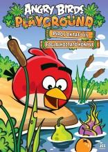 ANGRY BIRDS PLAYGROUND - PIROS OKTATÓ ÉS FOGLALKOZTATÓ KÖNYVE - Ekönyv - JCS MÉDIA KFT