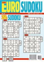 EURO SUDOKU 2017/2 - Ekönyv - CSOSCH BT.