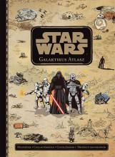STAR WARS GALAKTIKUS ATLASZ - Ekönyv - KOLIBRI GYEREKKÖNYVKIADÓ KFT.