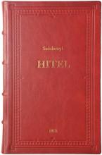 HITEL (BŐKÖTÉSES) - Ekönyv - SZÉCHENYI ISTVÁN
