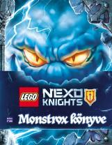 MONSTROX KÖNYVE - LEGO NEXO KNIGHTS - Ekönyv - MÓRA KÖNYVKIADÓ