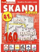 ZSEBREJTVÉNY SKANDI KÖNYV 41. - Ekönyv - CSOSCH BT.