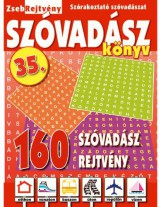 ZSEBREJTVÉNY SZÓVADÁSZ KÖNYV 35. - Ebook - CSOSCH BT.