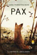 PAX - Ekönyv - PENNYPACKER, SARA