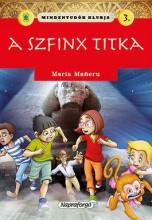 A SZFINX TITKA - MINDENTUDÓK KLUBJA 3. - Ekönyv - NAPRAFORGÓ KÖNYVKIADÓ