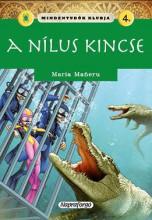 A NÍLUS KINCSE - MINDENTUDÓK KLUBJA 4. - Ekönyv - NAPRAFORGÓ KÖNYVKIADÓ