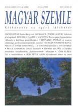 MAGYAR SZEMLE - 2017. ÁPRILIS - Ekönyv - MAGYAR SZEMLE