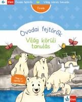 VILÁG KÖRÜLI TANULÁS - KEDVENC KÖNYVECSKÉM - ÓVODAI FEJTÖRŐK - Ekönyv - KLETT KIADÓ