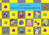 MISU ÉS CILI KOCKÁS KÖNYVE - SÁRGA-SZÜRKE - Ekönyv - BECK ANDREA
